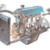 Engine Cooling & Components